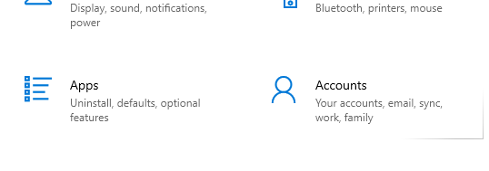 Microsoft Password